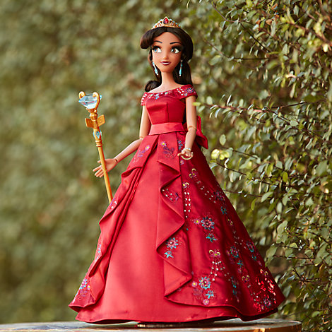 Limited Edition Elena of Avalor Doll