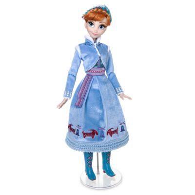 Muñeca Anna edición limitada, Frozen. Una aventura de Olaf