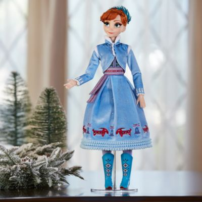 Anna docka i begränsad upplaga, Olofs frostiga äventyr