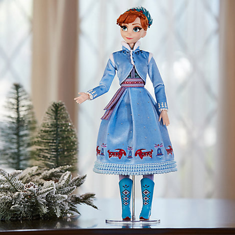 Anna dukke, Olafs Frost Eventyr, begrænset antal