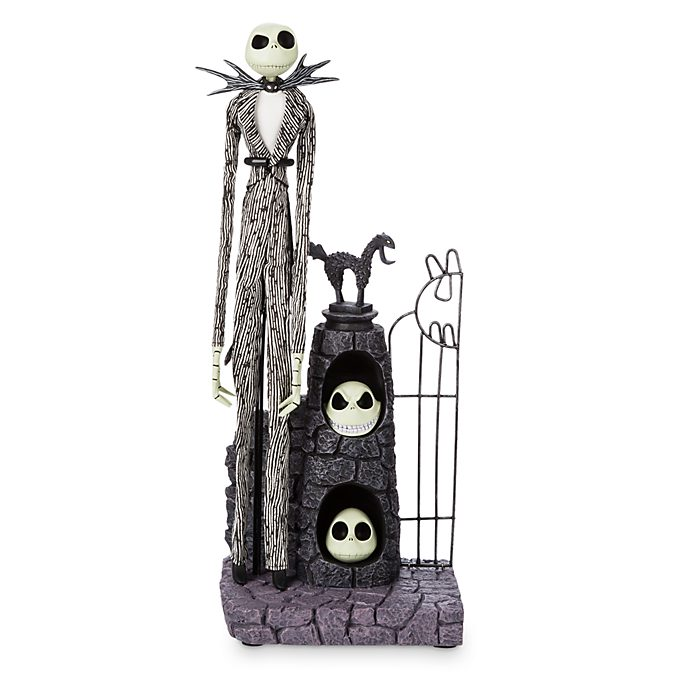 Disney Store - Jack Skellington - Puppe in limitierter Edition