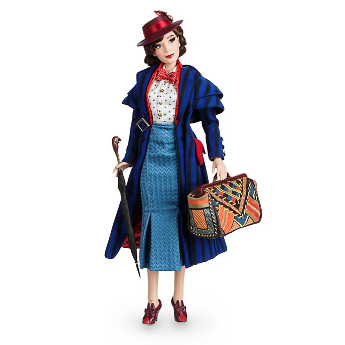 Disney Store Mary Poppins Returns Puppe In Limitierter Edition