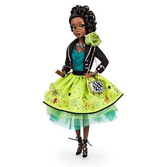 Disney Store Poupée Tiana, collection Disney Designer