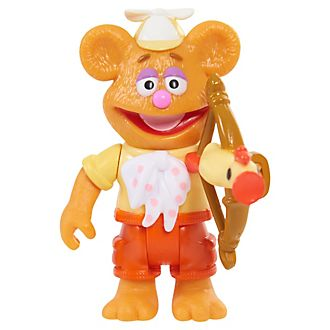 Fozzie Bear Action Figure, Muppet Babies