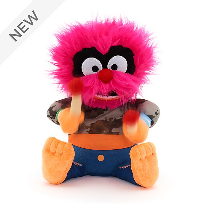 Disney Store Animal Interactive Soft Toy, Muppet Babies