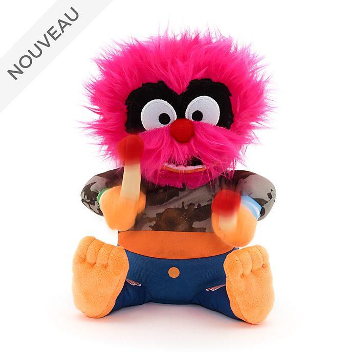 Disney Store Peluche interactive Animal le batteur fou, Muppet Babies