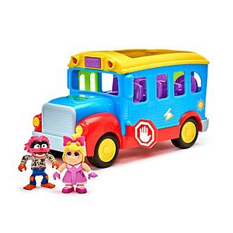 Disney Store Muppet Babies Friendship School Bus
