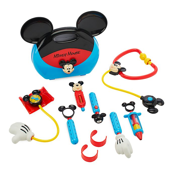 Disney Store Mickey Mouse Doctor Playset