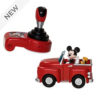 Disney Store Mickey Mouse Remote Control Car