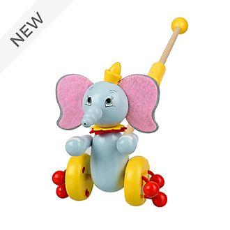 Dumbo Wooden Push Along Toy