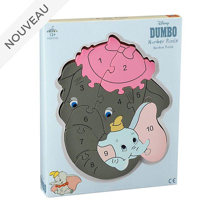 Puzzle à chiffres Dumbo