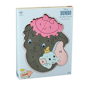 Puzzle numerico Dumbo