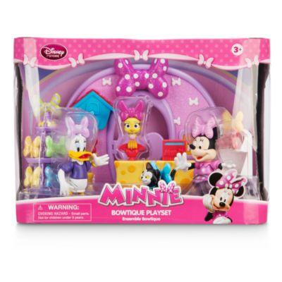 Minnie Maus - Bow-tique Spielset