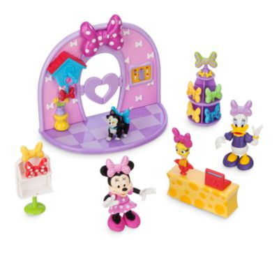 Minnie Mouse Bow-tique Playset