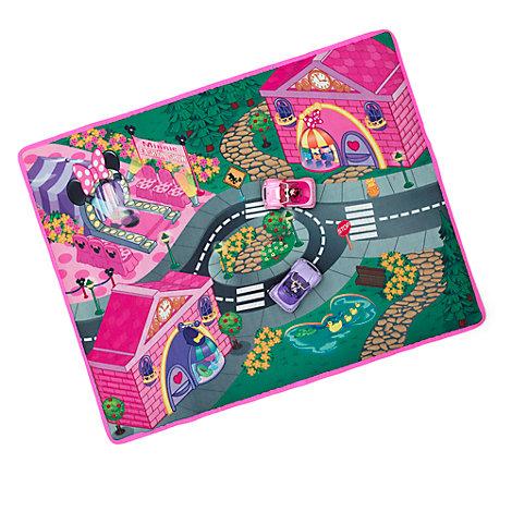Minnie Maus - Spielmatte mit Schleifen