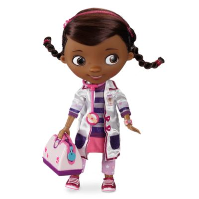 Doc McStuffins Talking and Singing Vet Doll