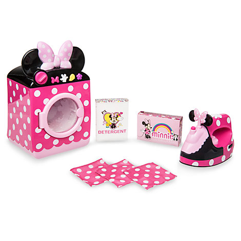 Ensemble de jeu buanderie Minnie Mouse
