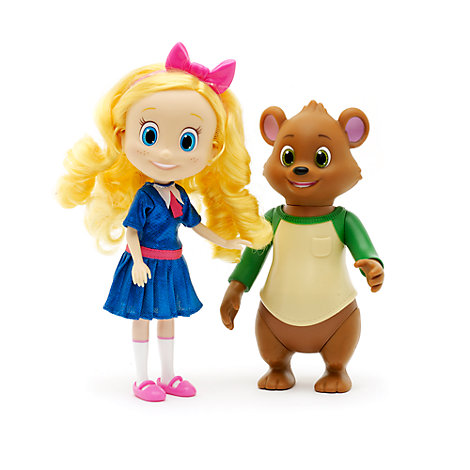 Ensemble de poupées Boucle d'Or & Petit Ours, Disney Junior