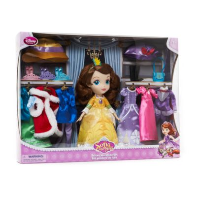 Sofia the First Deluxe Wardrobe Set