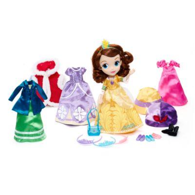 Ensemble garde-robe de luxe Princesse Sofia