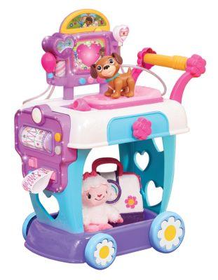 Doc McStuffins Spielzeugärztin - Krankenhaus Pflegewagen