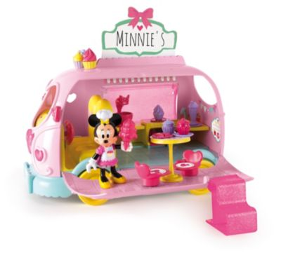 Ensemble de jeu Le camion restaurant de Minnie Mouse