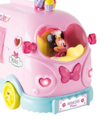 Set juego furgoneta-cafetería Minnie