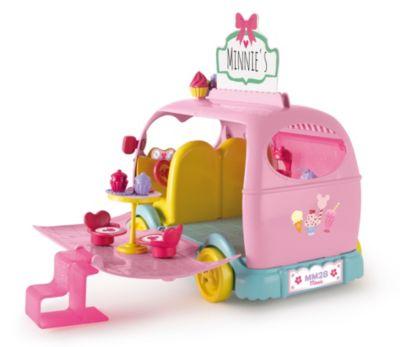 Minnie Maus - Imbisswagen Spielset