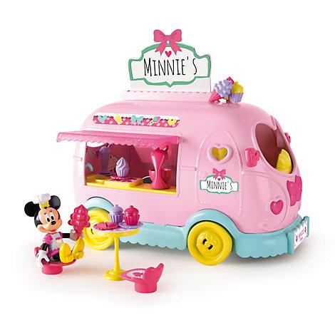 Set da gioco chiosco-furgone Minni