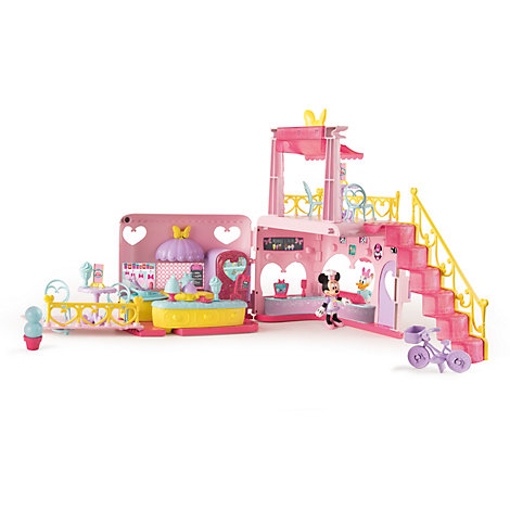 Minnie Mouse's Magic Restaurant Playset