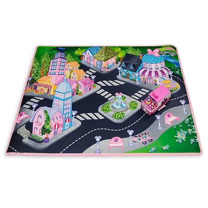 Alfombra de juegos Minnie Mouse con furgoneta