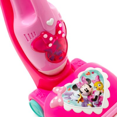 Minnie Mouse 2-in-1 Play Vacuum Cleaner Set