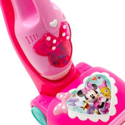 Minnie Mouse 2 i 1-legesæt med støvsuger