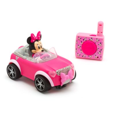 Voiture t l command e minnie mouse - Voiture minnie ...