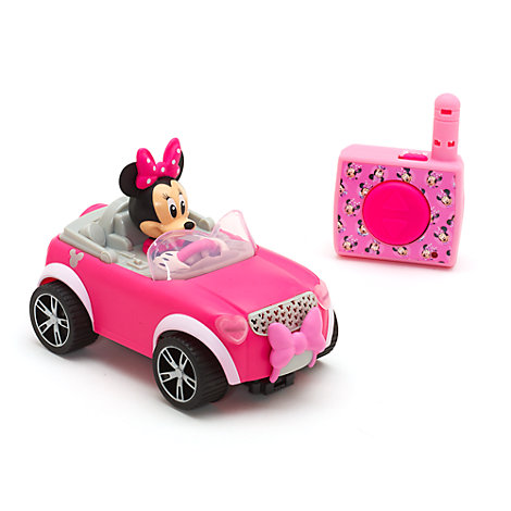 Coche teledirigido de minnie mouse - Voiture minnie ...
