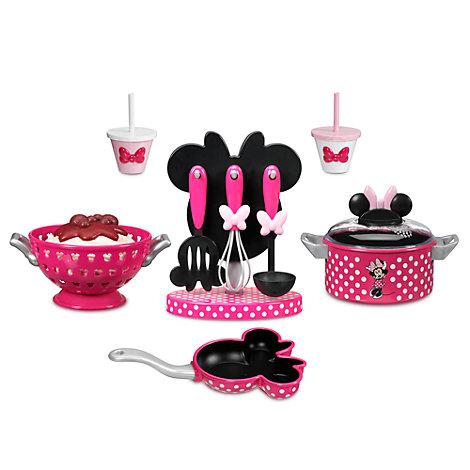 Minnie Maus - Spielkochset
