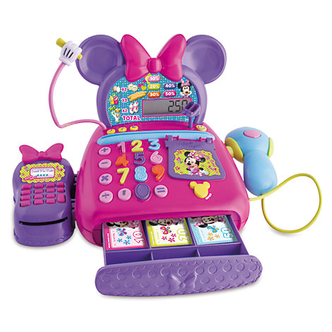 Caisse enregistreuse électronique Minnie Mouse