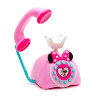 Teléfono de juguete de Minnie y Las Ayudantes Felices