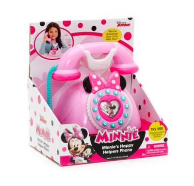 Telefono giocattolo Happy Helpers, Minni