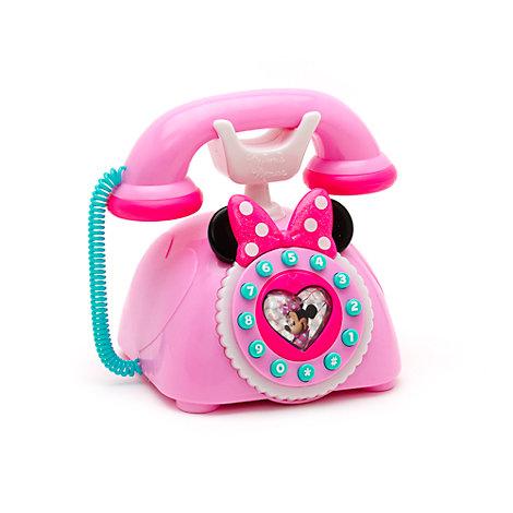 Téléphone factice Les joyeux assistants de Minnie Mouse
