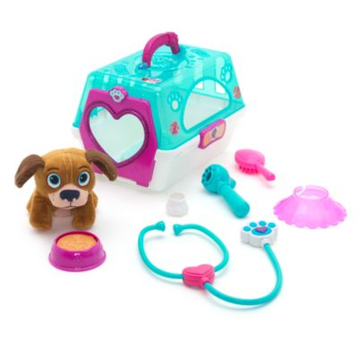 Doc McStuffins - Transportbox Welpe