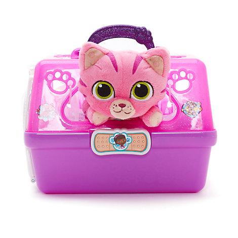 Transportín para gatito de la Doctora Juguetes