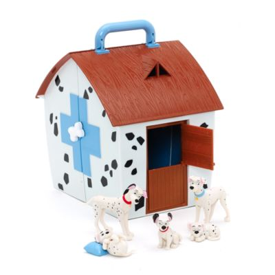 101 Dalmatinere sygehuslegesæt til børn