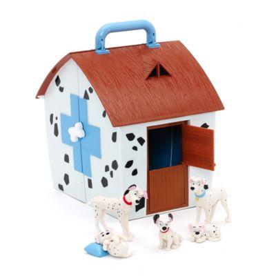 101 Dalmatiner - Krankenhaus-Spielset für Kinder