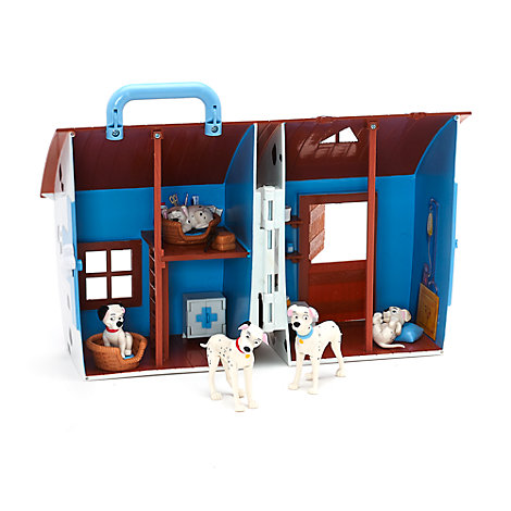 101 Dalmatians Hospital Play Set For Kids