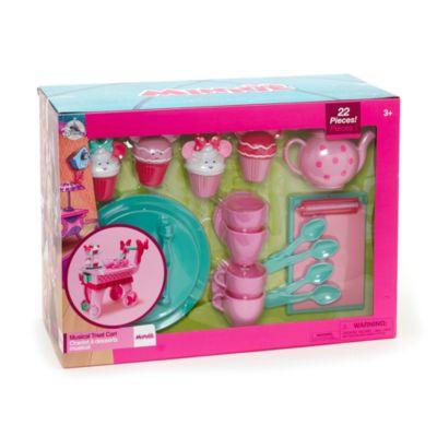 Minnie's Bow-Toons - Minnie Maus musikalischer Dessertwagen