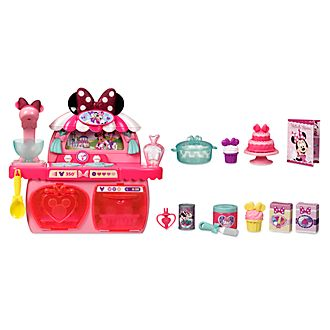 Disney Store Minnie Mouse Toy Pastry Oven Play Set, Minnie's Bow-Toons