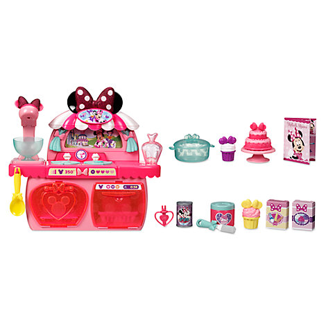 Minnie Mouse ovn-legesæt, Minnies Bow-Toons
