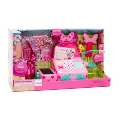 caisse enregistreuse minnie mouse la boutique de minnie. Black Bedroom Furniture Sets. Home Design Ideas