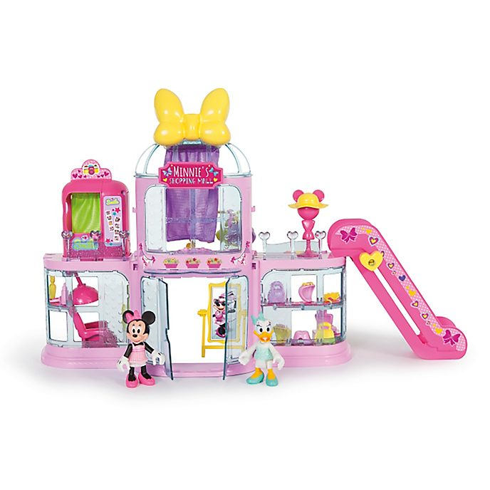 Minnie Mouse Shopping Mall